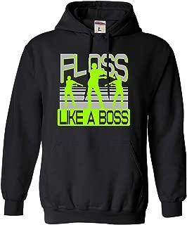 Adult and Youth Floss Like A Boss Sweatshirt Hoodie
