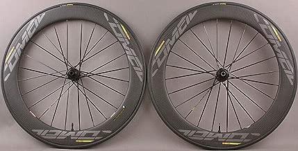 Mavic Comete Pro Carbon SL Disc Brake Road Bike Wheels Tubular Tires MSRP $2299
