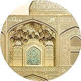 Power Coin Tiffany Art Isfahan 5 Oz Moneda Oro 500$ Palau 2020