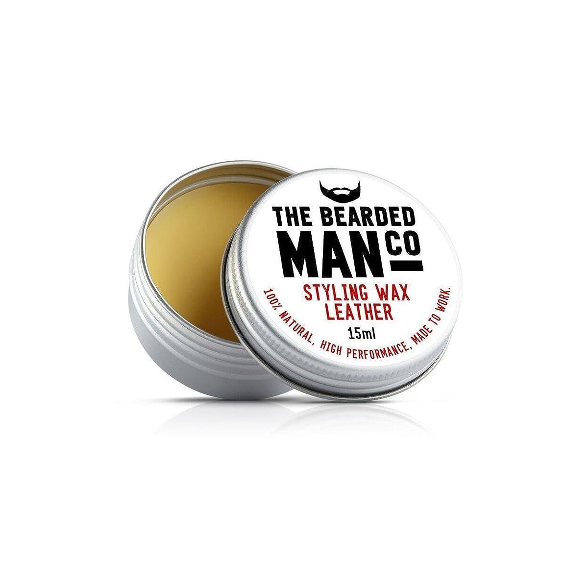 永続肺炎究極のThe Bearded Man Companyシチリアレモン香りひげ香油