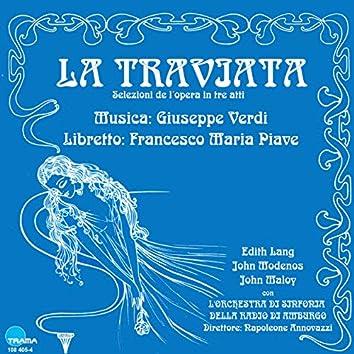 Verdi: La Traviata - Selezioni de l'opera
