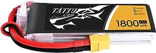 Gens ace and Tattu 3S1P 75C  - Paquete de baterías lipo para Multicopteros FPV, 1800mAh 11.1V , color/modelo surtido