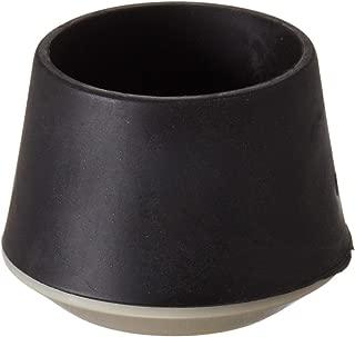 Shepherd Hardware 9220 1-1/8-Inch Chair Tip Slide Glide Furniture Sliders, 4-Pack