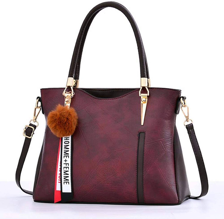 JBZS -handväska Kvinnor väskas Kvinnor Mode Tote Mamma väska Shoulder väska crossbody  väska