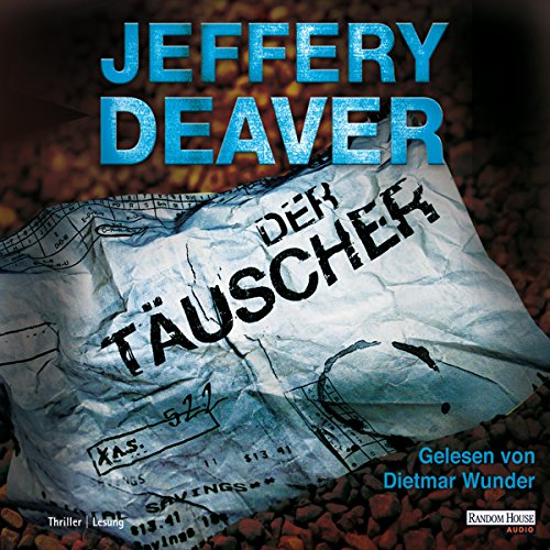 Der Täuscher audiobook cover art