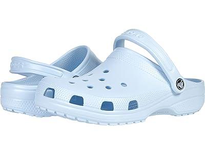 Crocs Classic Clog (Mineral Blue) Clog Shoes