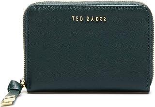 TED BAKER Women's Miniwallet DK GREEN 229491