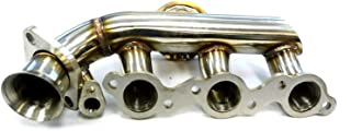 OBX Performance Exhaust Manifold Header 97-08 Powerlog Combo 3.8L 3800 97-08 Pontiac Grand Prix 3800 Series II engine Supercharged & Non-Supercharged 00-05 Monte Carlo Impala 97-03 Regal 3800