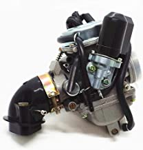 Carburetor & Intake Manifold Boot Kandi 200cc KD-200GKA KD-200GKH Go Kart & ATV (PD24J+ 2046 boot)