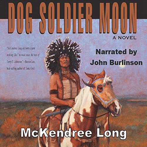 Dog Soldier Moon audiobook cover art