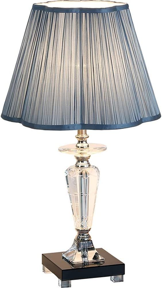 Liunce Table Lamp Modern Simple Romantic supreme Max 61% OFF Warm Nor Blue Desk