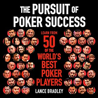 The Pursuit of Poker Success: Learn from 50 of the World's Best Poker Players Titelbild