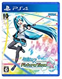 Hatsune Miku Project DIVA Future Tone DX SONY PS4 PLAYSTATION 4 JAPANESE Version [video game]
