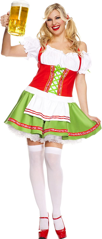 MUSIC LEGS Women's Plus-Size Darling Ranking TOP5 Credence Oktoberfest Plus Size