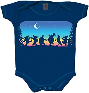 Licensed Grateful Dead Moondance One Piece by Dye The Sky