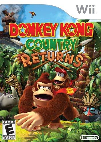 Donkey Kong Country Returns (Nintendo Wii) [Import UK]