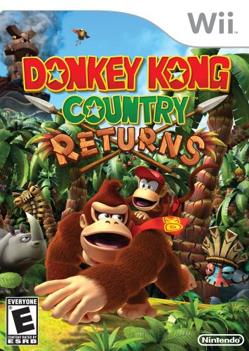 NINTENDO DONKEY KONG COUNTRY RETURNS