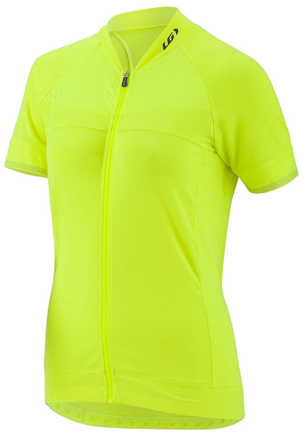 Louis Garneau - Women's Beeze 2 Lightweight, Short Sleeve, Full Zip Cycling Jersey
