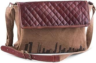Mona B Skyline Messenger Crossbody Bag M-3524