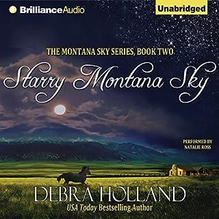 Starry Montana Sky audiobook cover art