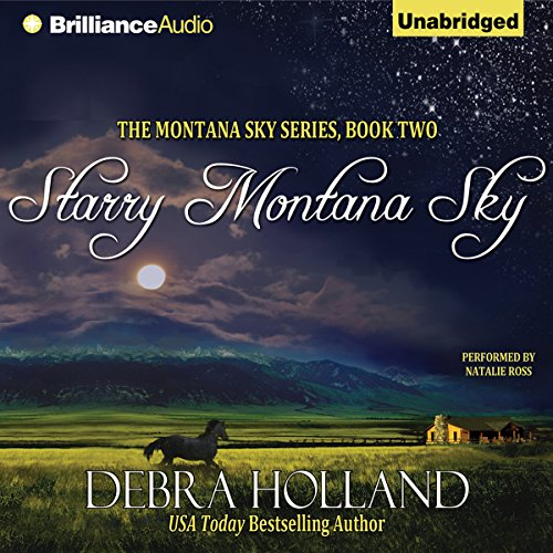 Starry Montana Sky audiobook cover art