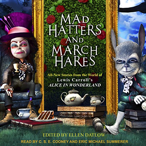 Mad Hatters and March Hares audiobook cover art