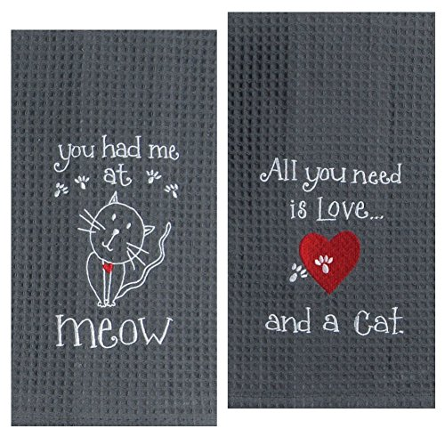 Top 10 Best Selling List for cat kitchen towels