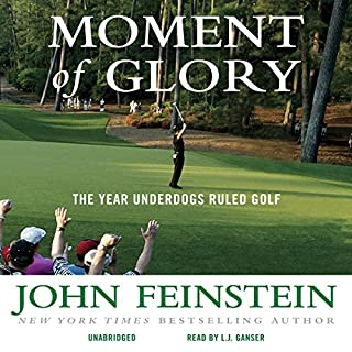 Moment of Glory audiobook cover art