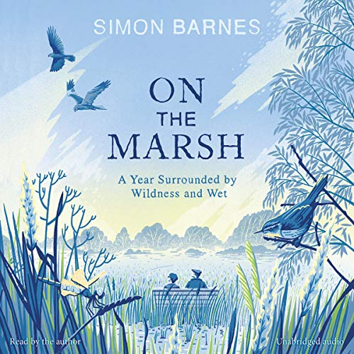 On the Marsh audiobook cover art