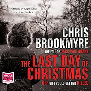 The Last Day of Christmas cover art