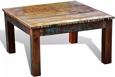 Amazon.com: Tronco rústico mesa de centro Pino y cedro ...