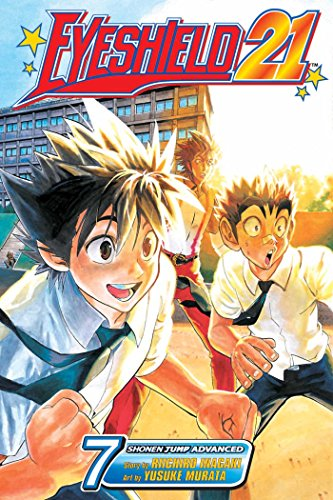 EYESHIELD 21 GN VOL 07