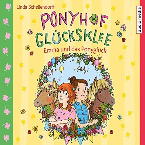 Emma und das Ponyglück     Ponyhof Glücksklee 2              By:                                                                                                                                 Linda Schellendorff                               Narrated by:                                                                                                                                 Elisabeth Günther                      Length: 52 mins     Not rated yet     Overall 0.0