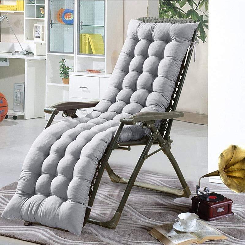 Recliner Cushions Chaise Longue Cushion Rocking Chair Cushion Sofa Cushion Tatami Mat Window Mat Seat Cushion Resists UV