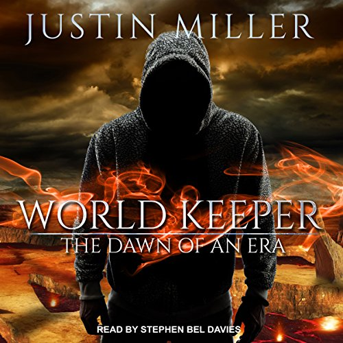 World Keeper: The Dawn of an Era audiobook cover art