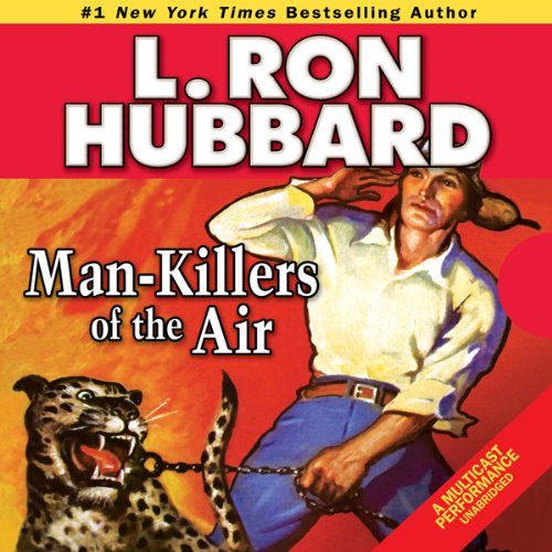 Man-Killers of the Air copertina
