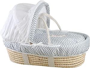 Sleeping basket Flash- 0-1 years old Moses Basket  Newborn Car Portable Baby basket  Cradle bed Baby cot  Load capacity 15kg  Color  5