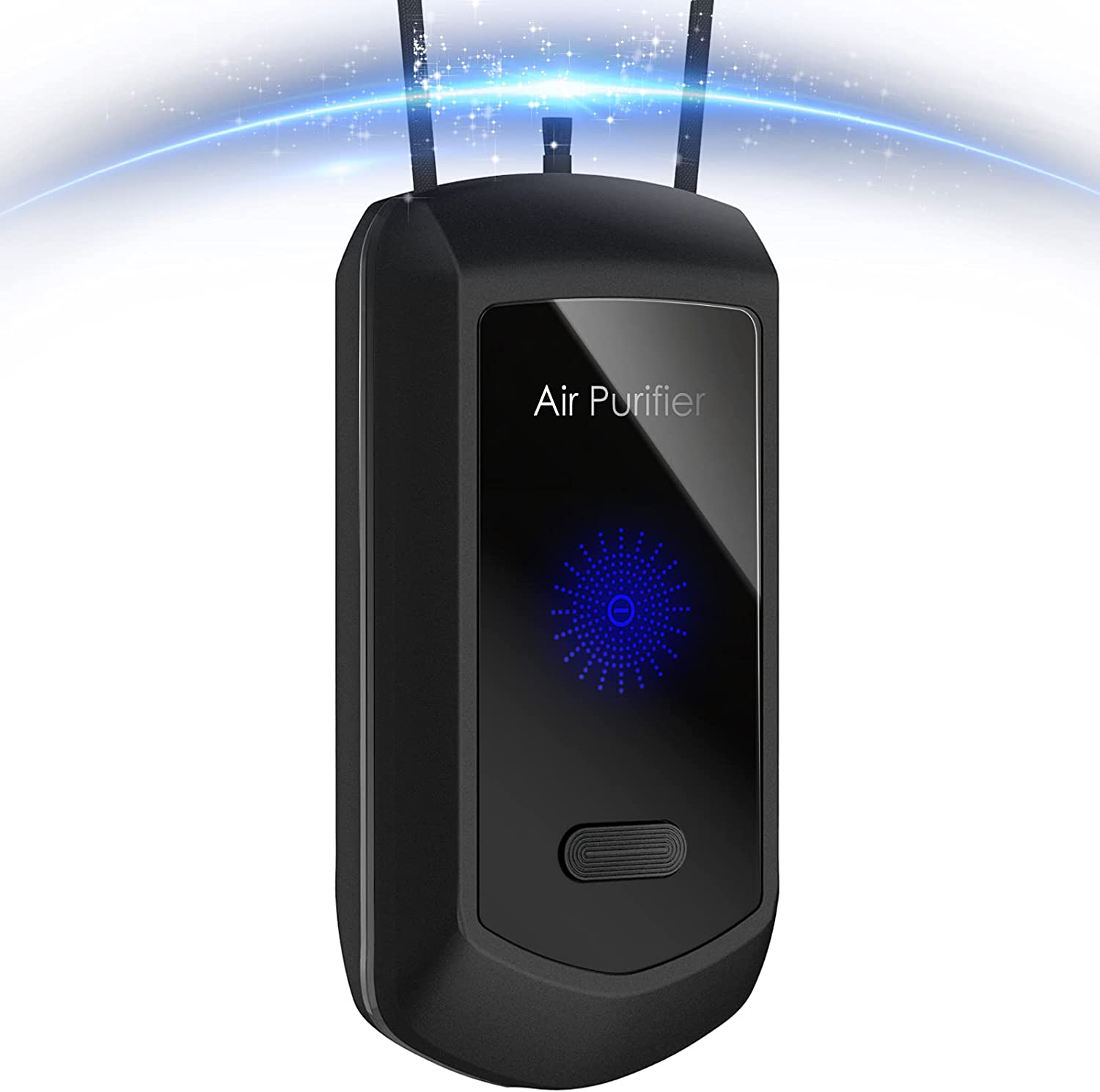 2021Upgrade New Personal Air Nega New item Necklace Purifier A surprise price is realized