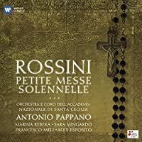 Rossini: Petite Messe Solennelle by Marina Rebeka (2013-04-23)