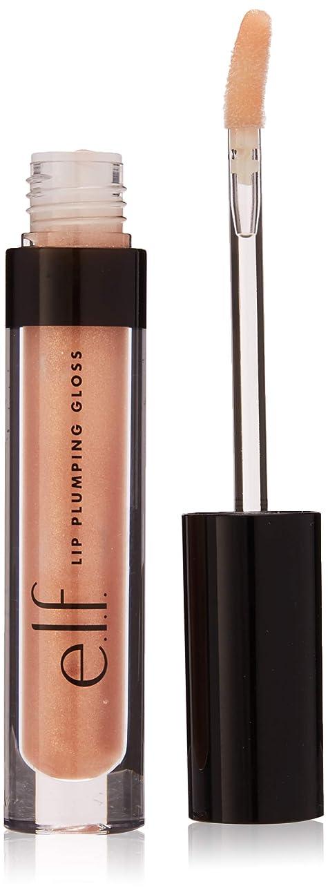 振動させる極めてアイデアE.L.F. Lip Plumping Gloss - Champagne Glam (並行輸入品)