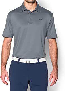 Under Armour Men Coldblack Address Polo