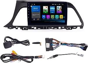 KUNFINE Quad Core Android 8.0 Car DVD GPS Navigation Autoradio Car Stereo Multimedia Player Car Radio for Hyundai Sonata 2015 2016 2017 Headunit Supports Steering Wheel Control