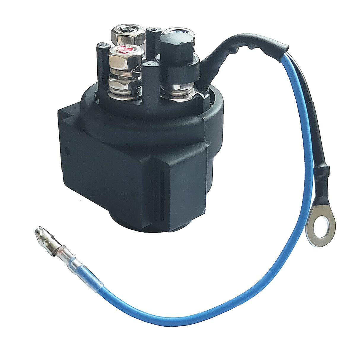 Power Trim Tilt Relay,for Suzuki Outboards,Fit for DF40-DF140 4-Strokes & DT55-225HP 2-Strokes, Replace 38410-94550, 38410-94551, 38410-94552