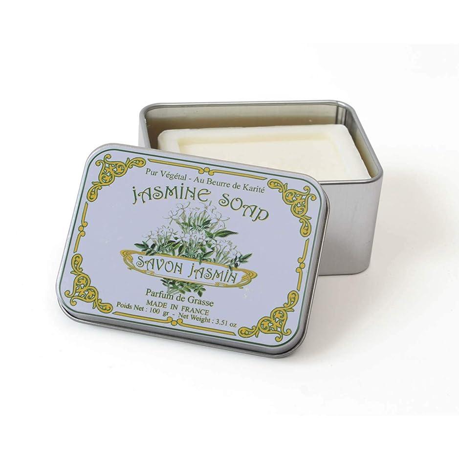 静かに顕現現象Le Blanc ルブランソープ ジャ スミンの香り