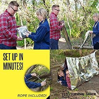 عروض خيمة مأوى بقاء الطوارئ SharpSurvival |