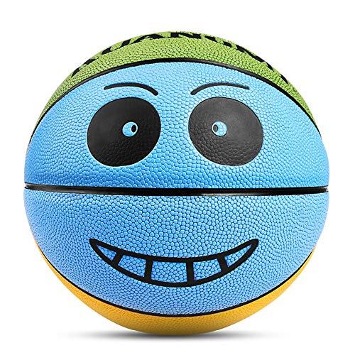 Baloncesto Niños Niños Pelota De Baloncesto Tamaño Oficial 5 Baloncesto Cuero Pu Antideslizante Estudiante Juegos De Entrenamiento De La Bola De