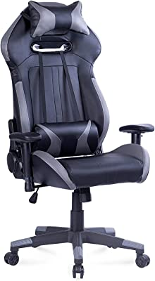 Amazon com: Homall Gaming Chair Racing Office Chair Computer