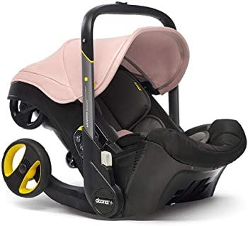 Doona Convertible Infant Car Seat Compact Stroller System with Base