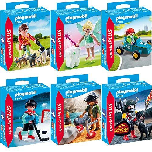 Playmobil Special Plus Set 5380 5381 5382 5383 5384