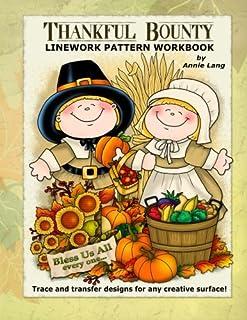 Thankful Bounty: Linework Pattern Workbook